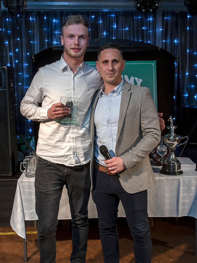 11 Managers Player Jed Benjamin