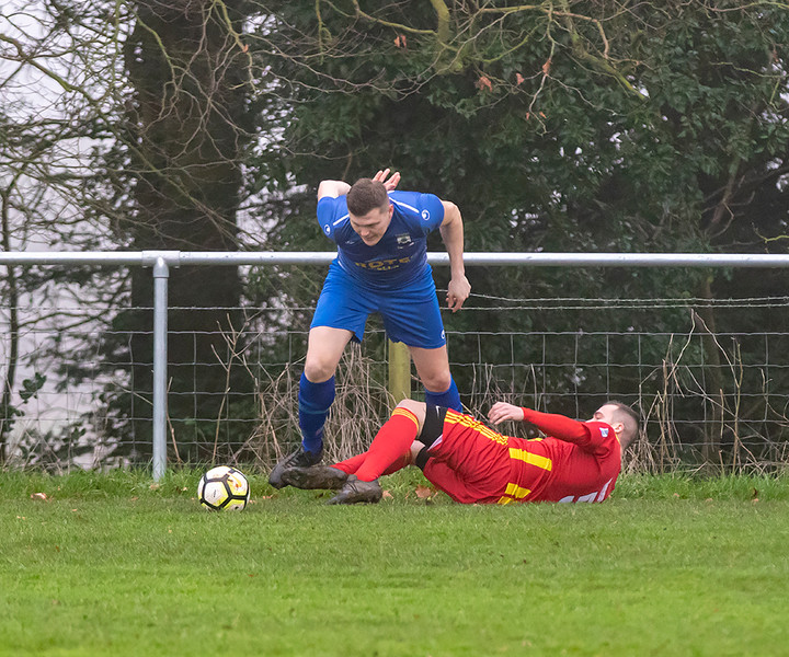 Peasedown Albion 1 V 3 Wells City A_29_25th January 2020