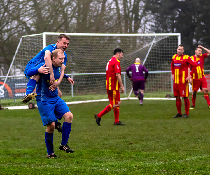 Peasedown Albion 1 V 3 Wells City A_07_25th January 2020