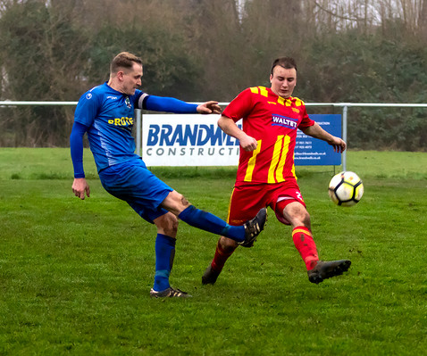 Peasedown Albion 1 V 3 Wells City A_12_25th January 2020