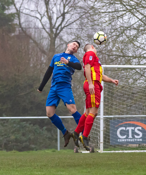 Peasedown Albion 1 V 3 Wells City A_26_25th January 2020