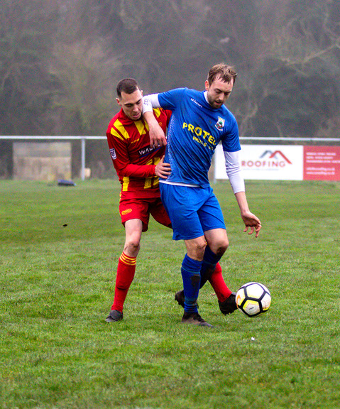 Peasedown Albion 1 V 3 Wells City A_02_25th January 2020