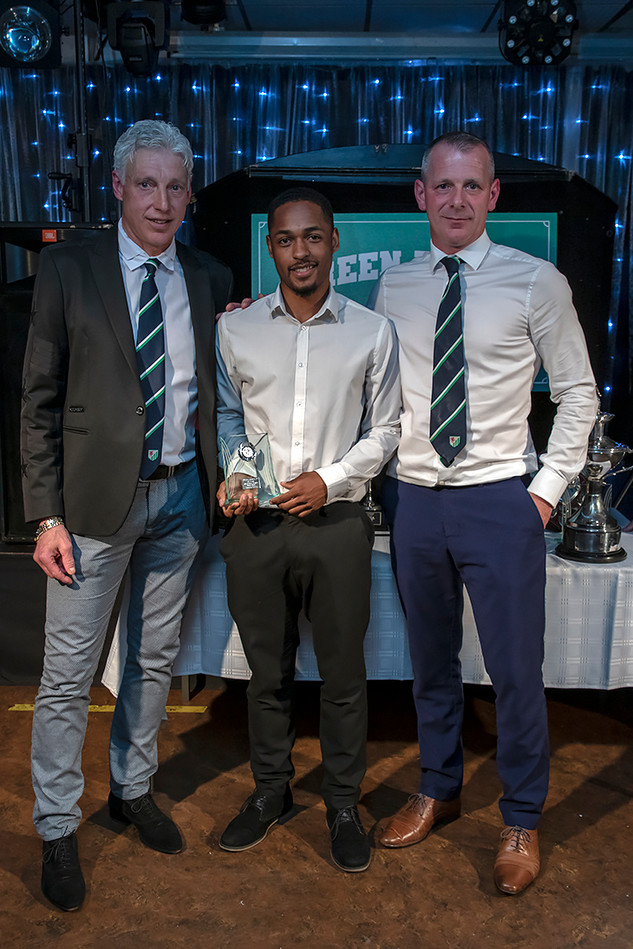 20 First team managers Player Shaks Green
