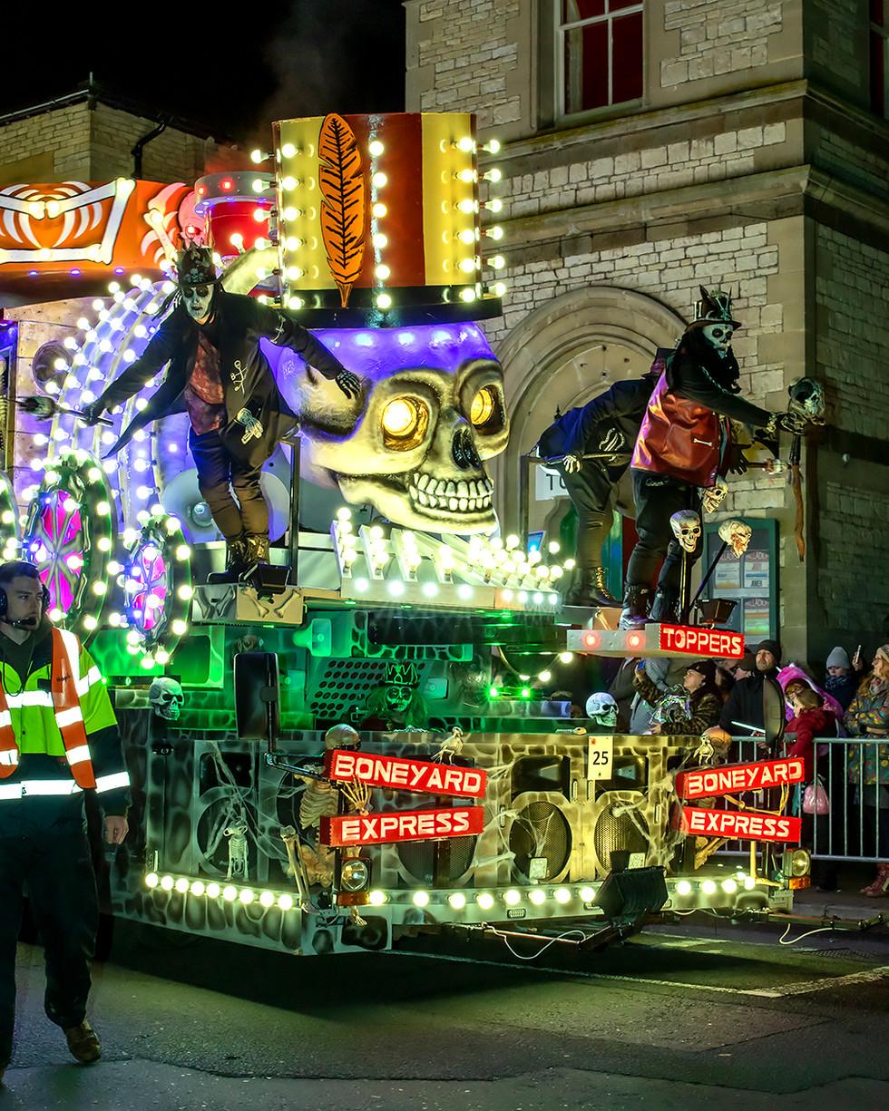 Mid Norton Carnival 43 11112019
