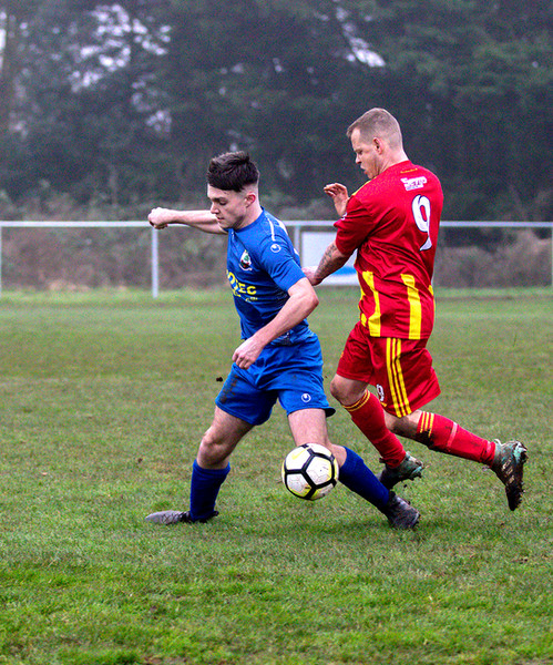 Peasedown Albion 1 V 3 Wells City A_01_25th January 2020