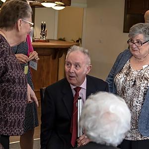 Blind Veterans UK Swindon Reunion