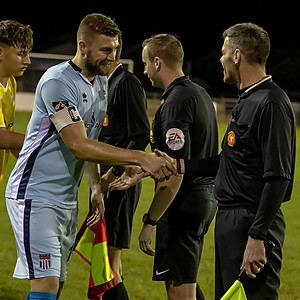 Welton Rovers 1 v 3 Bath City