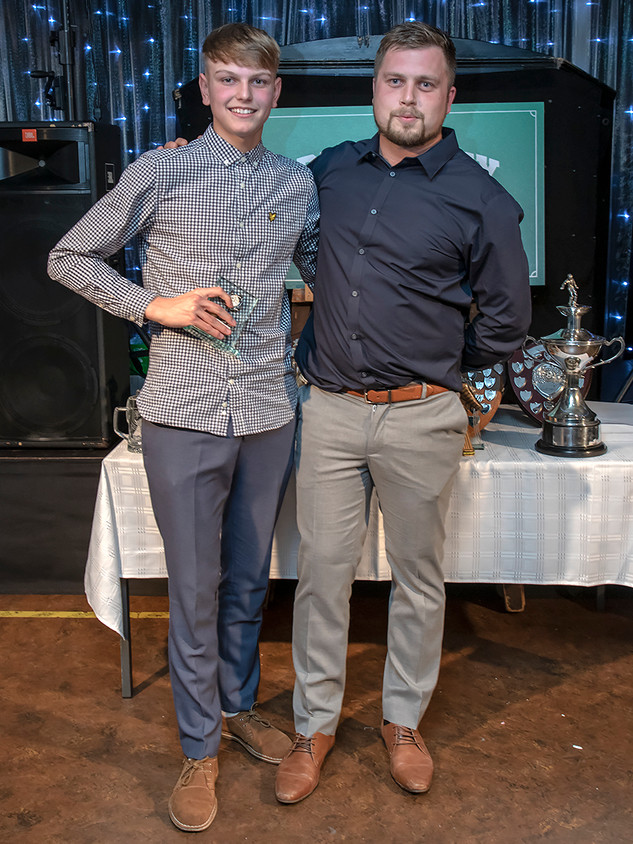 06 Under 18 Managers Player Bertie Haines