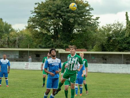 FA Vase Odd Down 2 v 1 Welton Rovers