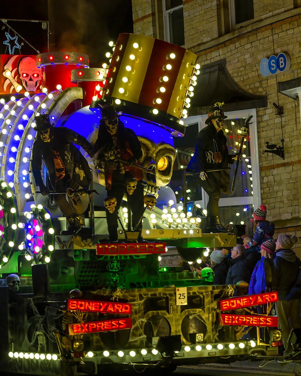 Mid Norton Carnival 50 11112019