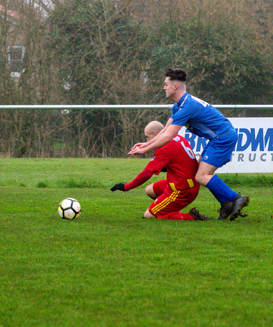 Peasedown Albion 1 V 3 Wells City A_33_25th January 2020