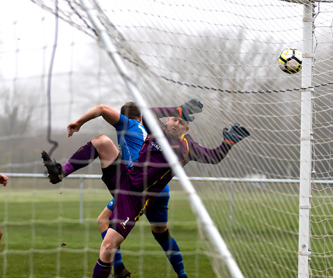 Peasedown Albion 1 V 3 Wells City A_06_25th January 2020