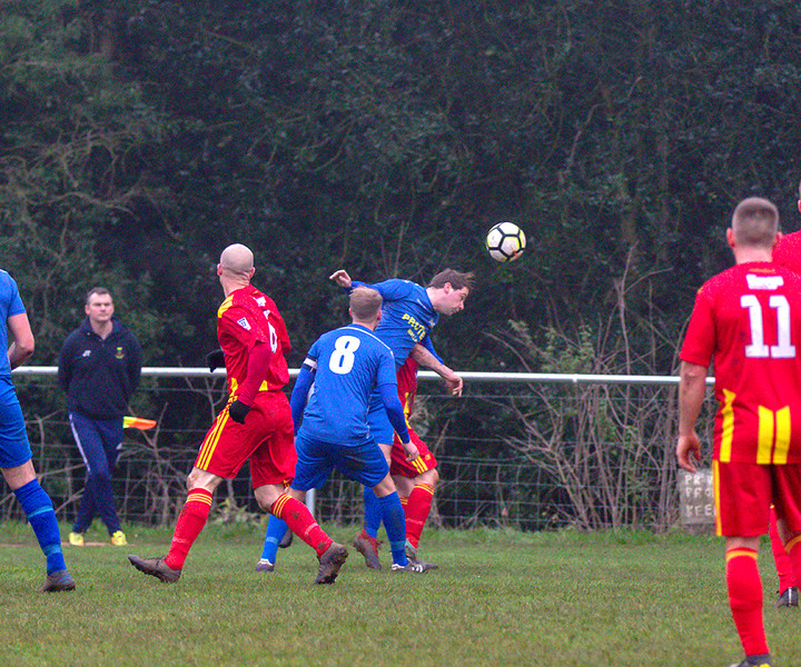 Peasedown Albion 1 V 3 Wells City A_32_25th January 2020