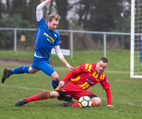 Peasedown Albion 1 V 3 Wells City A_24_25th January 2020