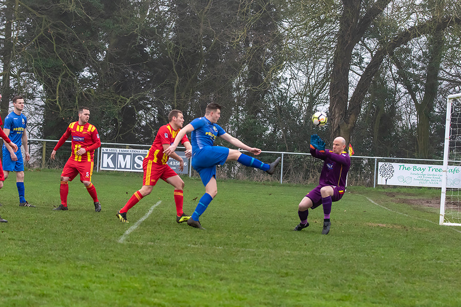 Peasedown Albion 1 V 3 Wells City A_36_25th January 2020