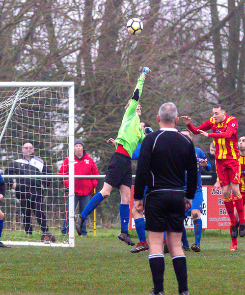 Peasedown Albion 1 V 3 Wells City A_39_25th January 2020