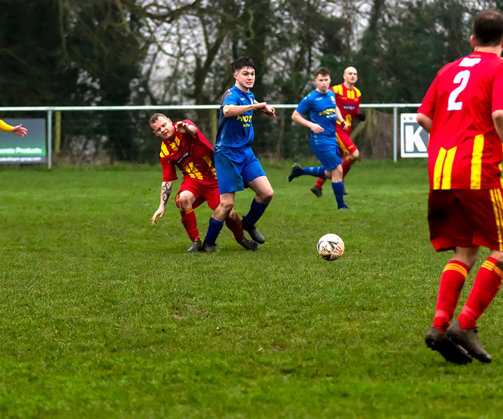 Peasedown Albion 1 V 3 Wells City A_15_25th January 2020