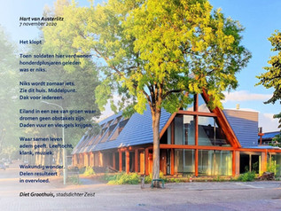 Opening Hart van Austerlitz 7 nov 2020
