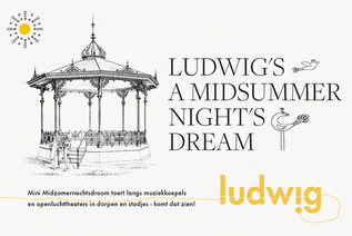 Ludwig's Midzomernachtdroom concert 1 september