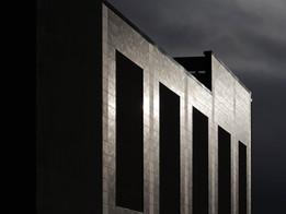cinema parallelogram - the new cinema in darlington nears completion.