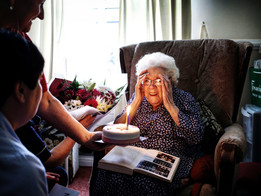 Nora's 104th.