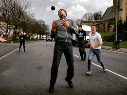 Sedgefield Ball Game