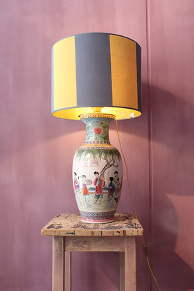 Table lamp, Chinoiserie II