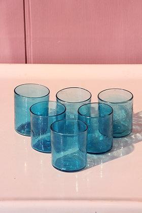 Set of 6 Syrian glasses