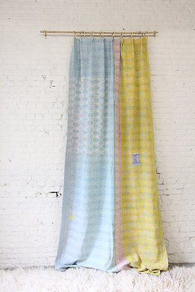 Kantha Curtain XIV