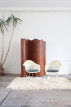Pair of DAX armchairs by Ray & Charles Eames