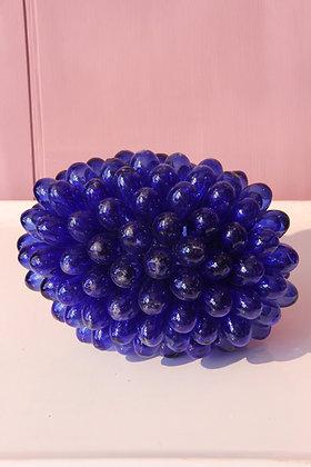 Blue Syrian Bulbs Lamp, Medium