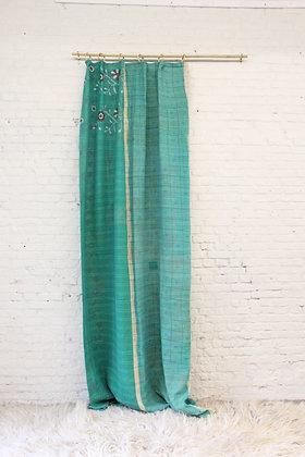 Kantha Curtain -Colourful VIII