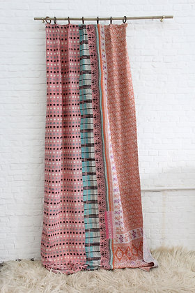 Kantha Curtain XVII