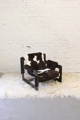 Rare Puzzle Chair by A. Jacobsen, '1960
