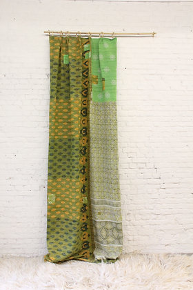 Kantha Curtain - Colourful II