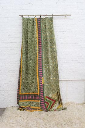Kantha Curtain XIII