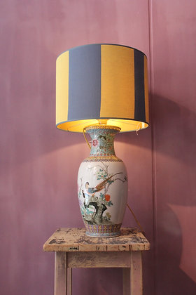 Table lamp, Chinoiserie I