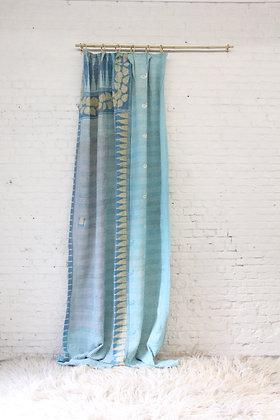 Kantha Curtain - Colourful VI