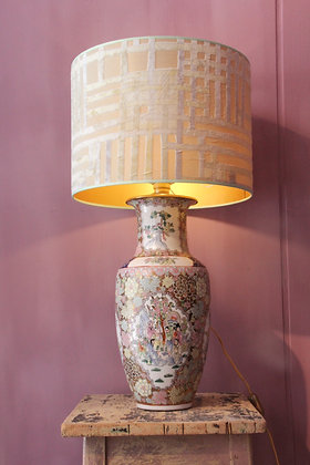 Table lamp, Chinoiserie III