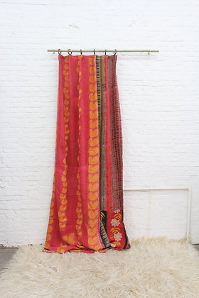 Kantha Curtain VIII