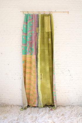 Kantha Curtain XI