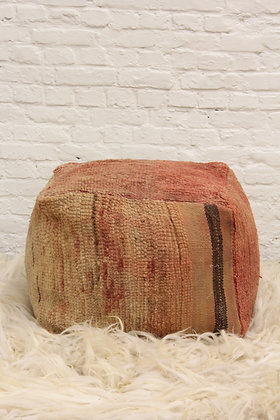 High Pouf Pink II