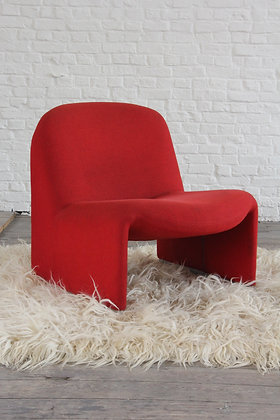 'Alky' lounge chair, Giancarlo Piretti for Artifort, '75