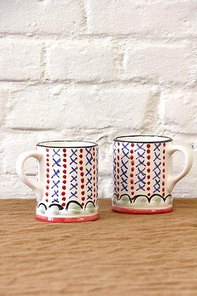 'The Grant' Mugs, 2 pcs