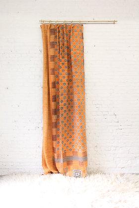 Kantha Curtain - Colourful VII