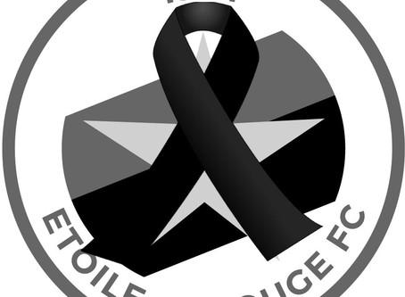 Etoile Carouge FC est en deuil