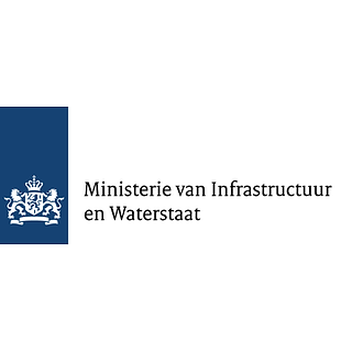 logo ministerie infrastructuur en waters