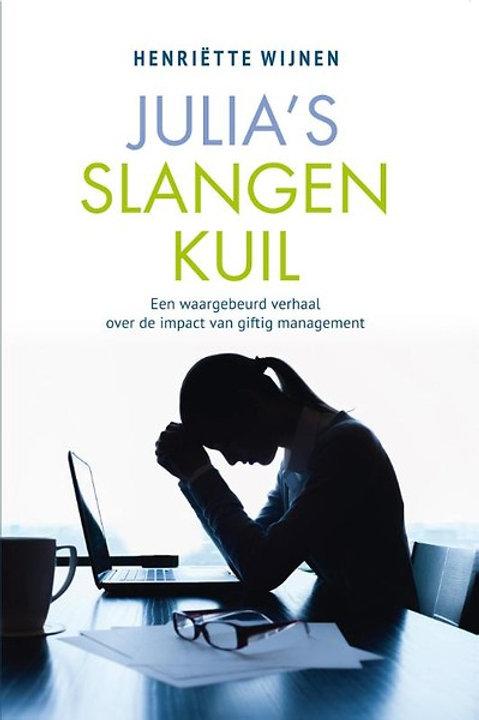 Julia's Slangenkuil (e-book)