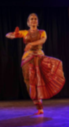 Pavithra Srinivasan dancer Awards