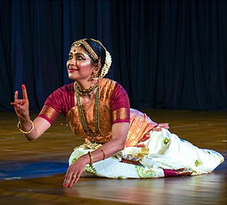 Om Namah Shivaya Pavithra Srinivasan dance
